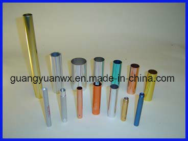Anodized Aluminium Tubes/Pipes 6060 6061 6063 T4/T5/T6