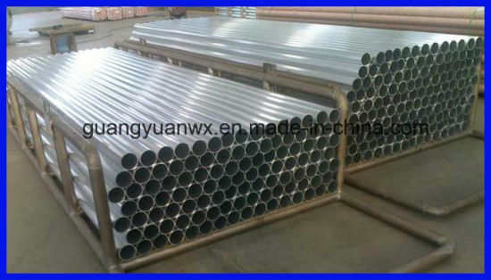 Cold Drawn Aluminium Tubes