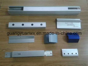 Anodized Aluminum Extrusion Profile for LED Lighting 6063 T5 6061 T6