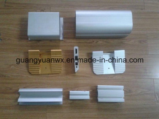 Powder Coated Aluminium Extruded Profile for Kitchen