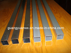 6061 T6 Anodized Aluminum Rectangle Pipe