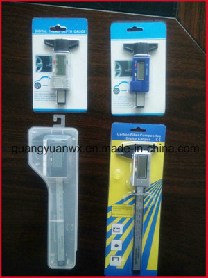 Digital Micrometer Caliper Stainless Steel Hardened