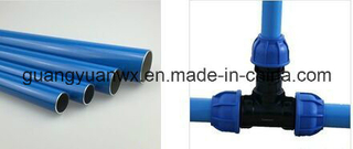 Aluminum Compressed Air Pipes/Tube and Fitting 6063 T5