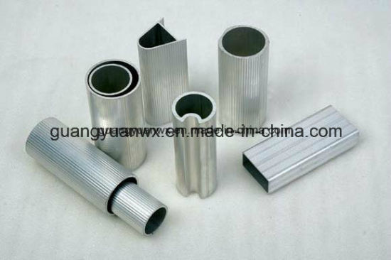 6063 T5 Anodized Extruded Aluminum Tubes/Pipe
