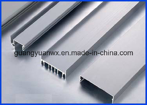6061 T6 Aluminum Extruded Tubular for Construction and Decoration