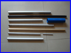 custom rolled drawn aluminum tube