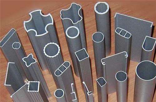 Seamless Swaged Large Diameter Aluminum Tube Profiles