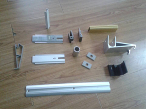 custom hexagonal drawn aluminum tube