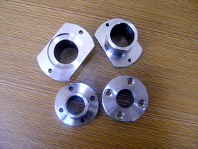 Dovetail Z Bars Bender Aluminum Machining Parts