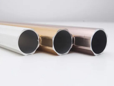 Threaded Foam Filled Fluted Aluminum Seamless Pipe
