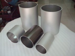 Raw Mandrel Bent Hollow Aluminum Tube