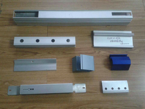 custom metric drawn aluminum tube