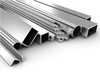 Square Extruded Flattening Aluminium Tube